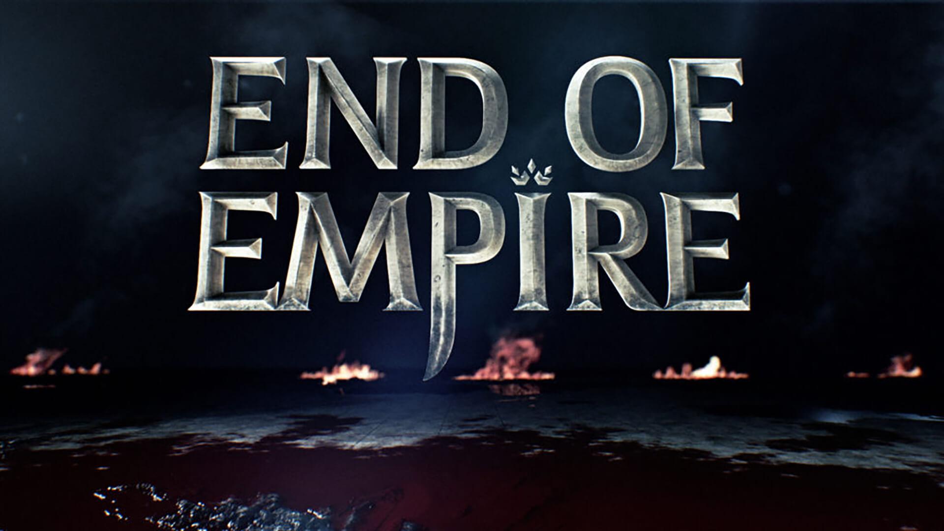 سقوط امپراتوری (مستند)